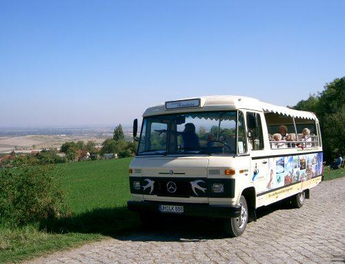 Schwälbchentour – Thüringer Metropolen