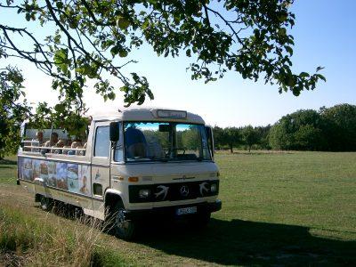 Unterwegs mit dem Langensalzaer Schwälbchen