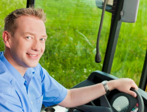 Omnibusfahrerin / Omnibusfahrer