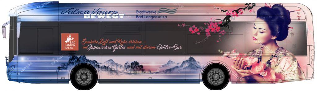 Buspulling zum Bad Langensalzaer Aktivtag am 17.06.18