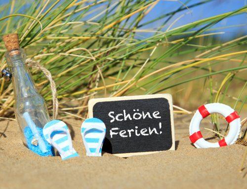 Mit dem Schüler-Ferienticket in die Sommerferien starten!